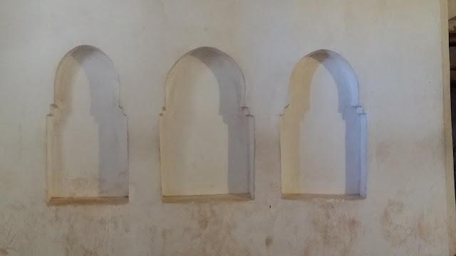 Kibla en la Kasbah de Taourirt