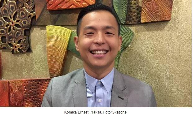 Jokowi Minta Warga Aktif Kritik, Ernest Prakasa: Tertibkan Dulu 'Relawan' Bapak