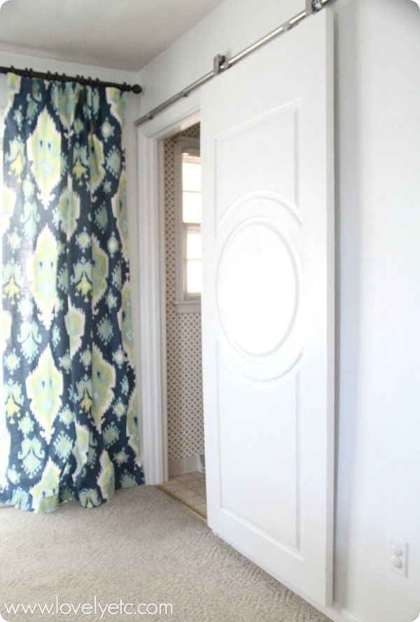 Sliding Barn Door Designs: DIY Barn Door Designs And Tutorials From Thrifty Decor Chick