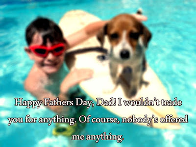 Funny Fathers Day Messages 2017