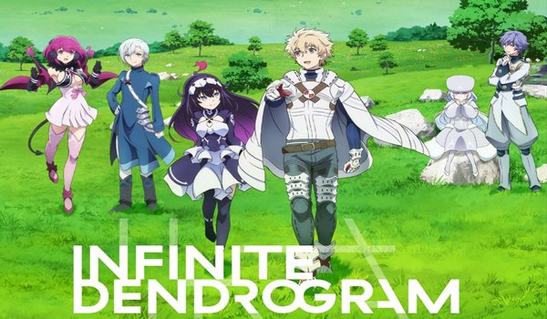 Anime Infinite Dendrogram retrasa emisión de su episodio final