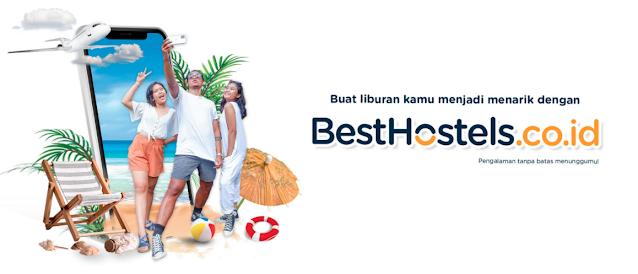 Kunjungi Besthostels.co.id