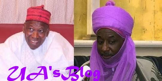 Kano corruption agency makes revelations, tells Ganduje to remove Emir Sanusi [Full report]