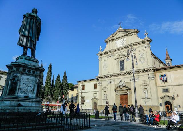 Praça de San Marco, Florença