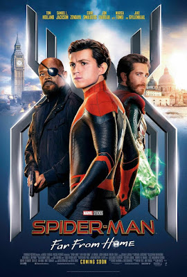 spiderman daleko od domu film tom holland marvel