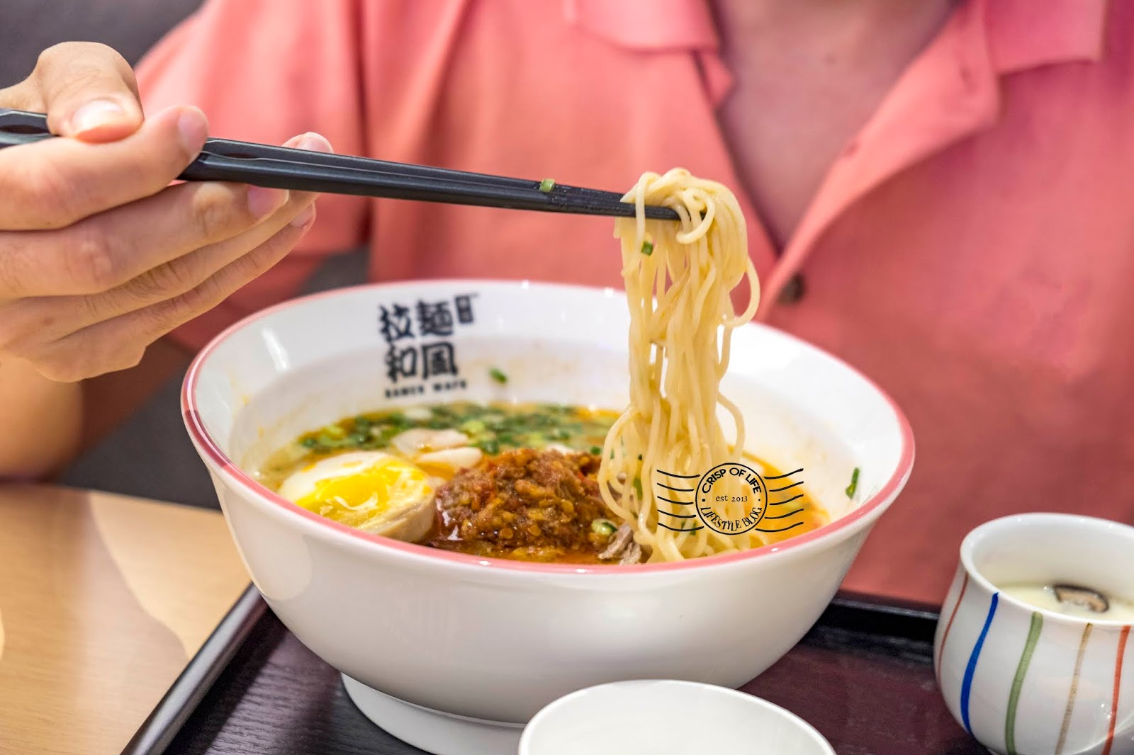 Ramen Wafu at Elite Avenue Bayan Lepas Penang Japanese Food