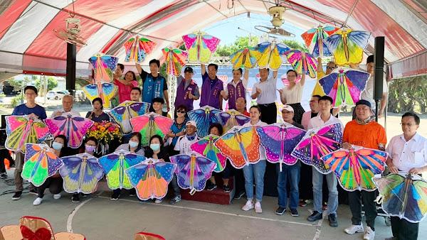 二林鎮公所風箏節 二林和你一起放風吹