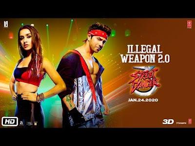 illegal-weapon-song-lyrics-street-dancer-3D