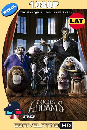 Los Locos Addams (2019) WEB-DL 1080p Latino-Ingles MKV