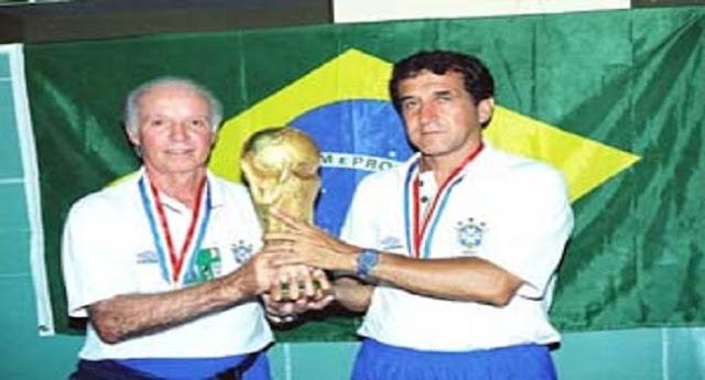 Dünya Kupası'nı Kazanan Teknik Direktörler - Carlos Alberto Parreira - Kurgu Gücü