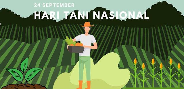 Sejarah Hari Tani Nasional 24 September