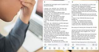 Kisah Tragis Korban Pinjaman Online Pinjam Rp 600 Ribu Harus Bayar Hampir 200 Juta!!