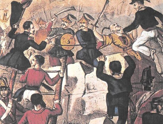 sejarah perang candu