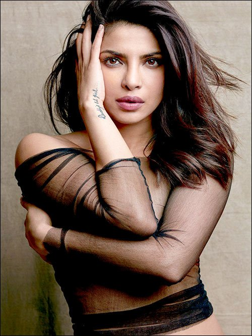 Priyanka Chopra Hot Photoshoot Video