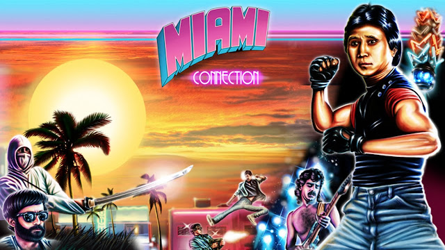 miami connection 1987
