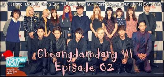 Cheongdamdong 111 Episode 2 English subs