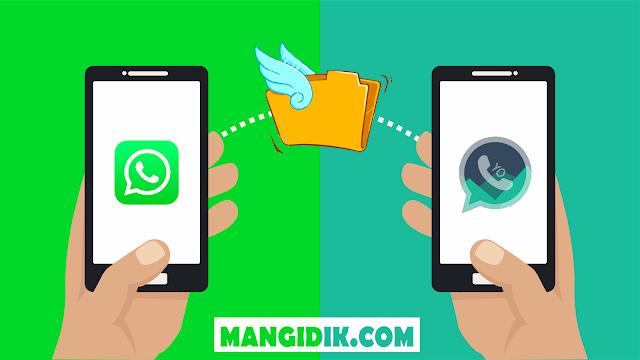how to transfer whatsapp data to yowhatsapp
