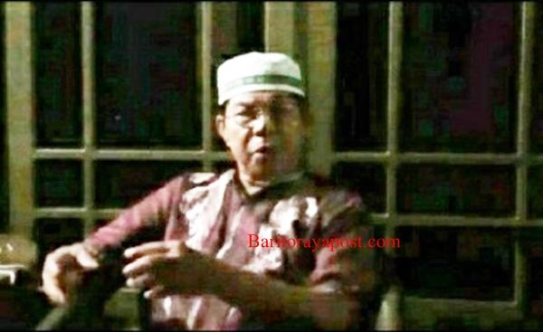 Drs H Zain Alkim: Kita Hanya Ingin Ambil Jalan Damai, Sepertinya PT BNJM Tidak Mempunyai Etikad Baik