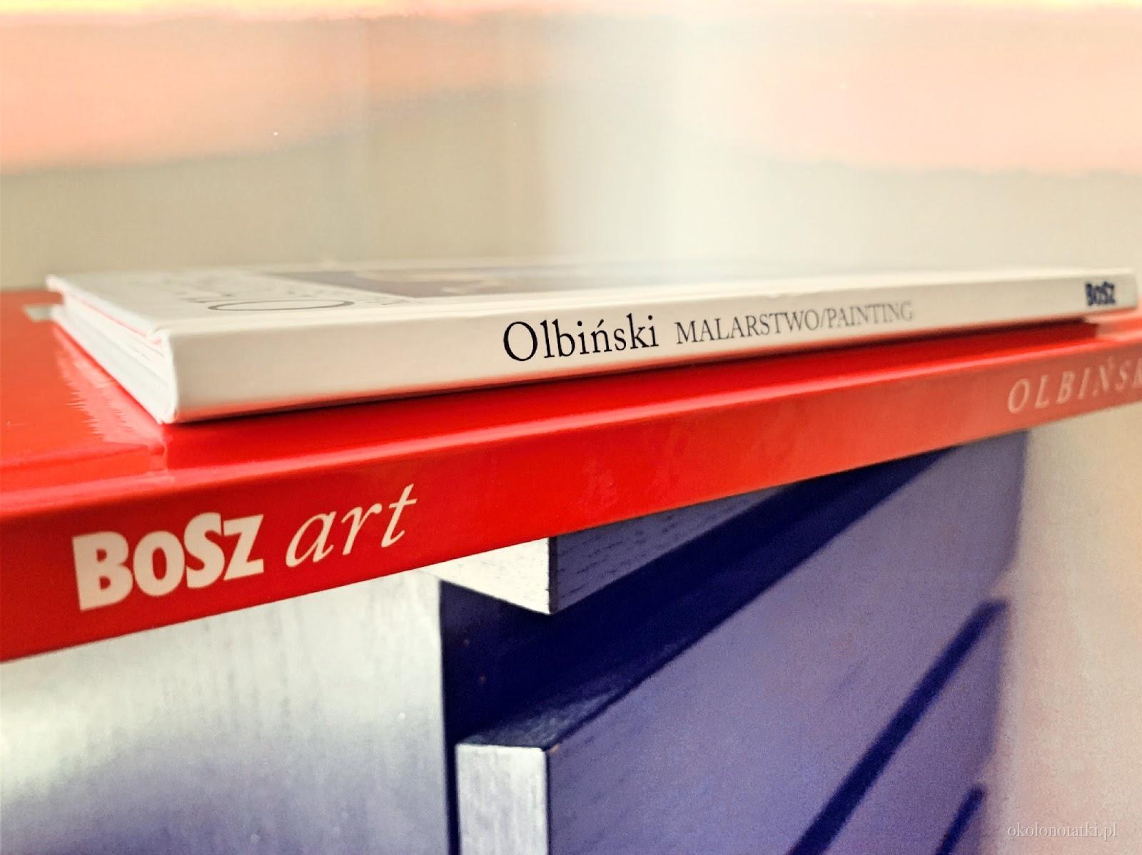 Albumy Rafała Olbińskiego
