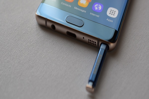 Siêu phẩm Samsung Galaxy Note Fe