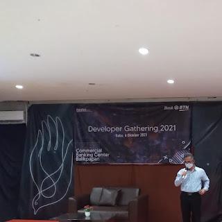 Developer Gathering yang Digelar oleh Bank BTN