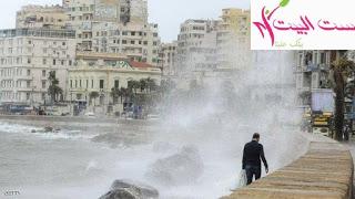 الهيئة العامة للأرصاد تحذر من طقس اليوم بسبب التيار النفاث