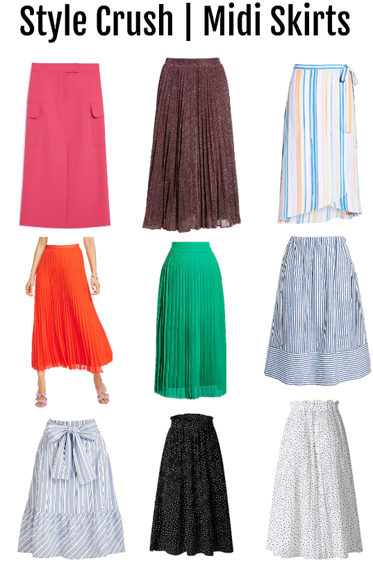 coupon code best prices on sale online Style Crush   Midi Skirts - B Loved Boston