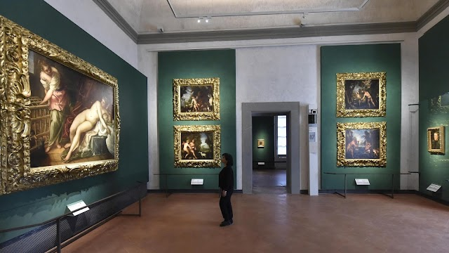 Velencei és firenzei mesterek képei az Uffiziben