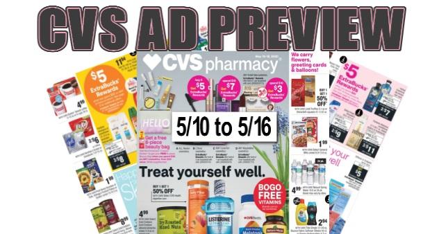 CVS Ad Preview 5-10-5-16