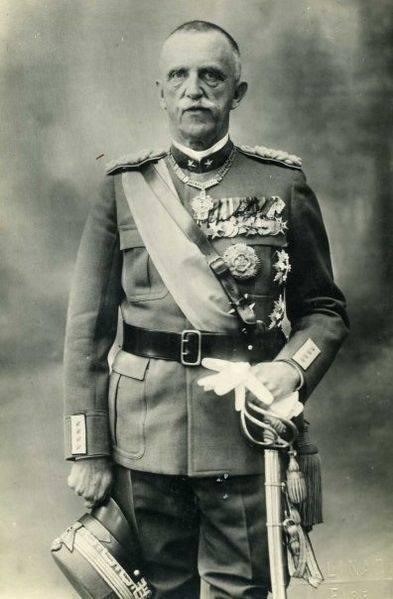 Vittorio Emanuele III re d'Italia