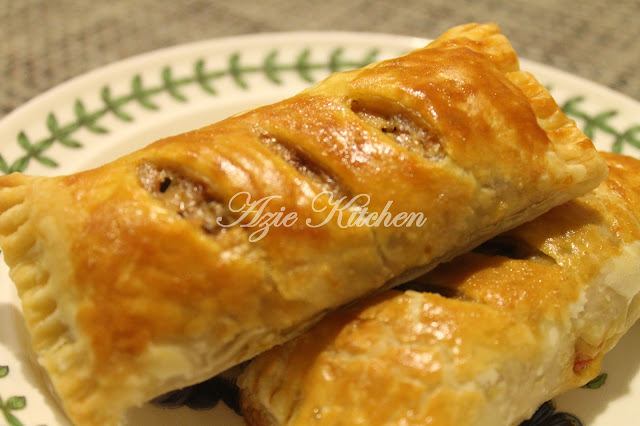 Sardine Puff Azie Kitchen