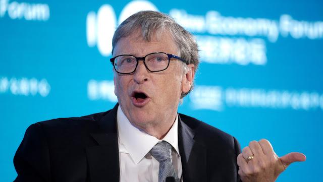 Bill Gates responde a las teorías conspirativas que lo acusan de la propagación del coronavirus