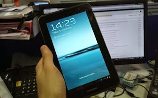 Samsung Tablet Won't Turn On