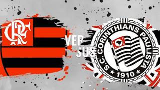 Flamengo x Corinthians: onde assistir ao vivo