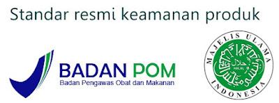 Produk pemutih wajah yang Halal dan bersertifikat BPOM