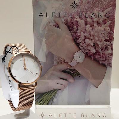 アレットブラン ALETTEBLANC リリーコレクション Lilycollection レディース時計