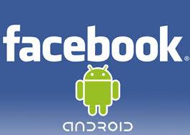 تحميل برنامج الفيس بوك للاندرويد مجانا  . download facebook app for android apk