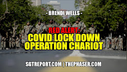 Red Alert: COVID LOCKDOWN - Operation Chariot