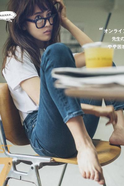 Karen Fujii 藤井夏恋, JJ Fashion Magazine 2020.09