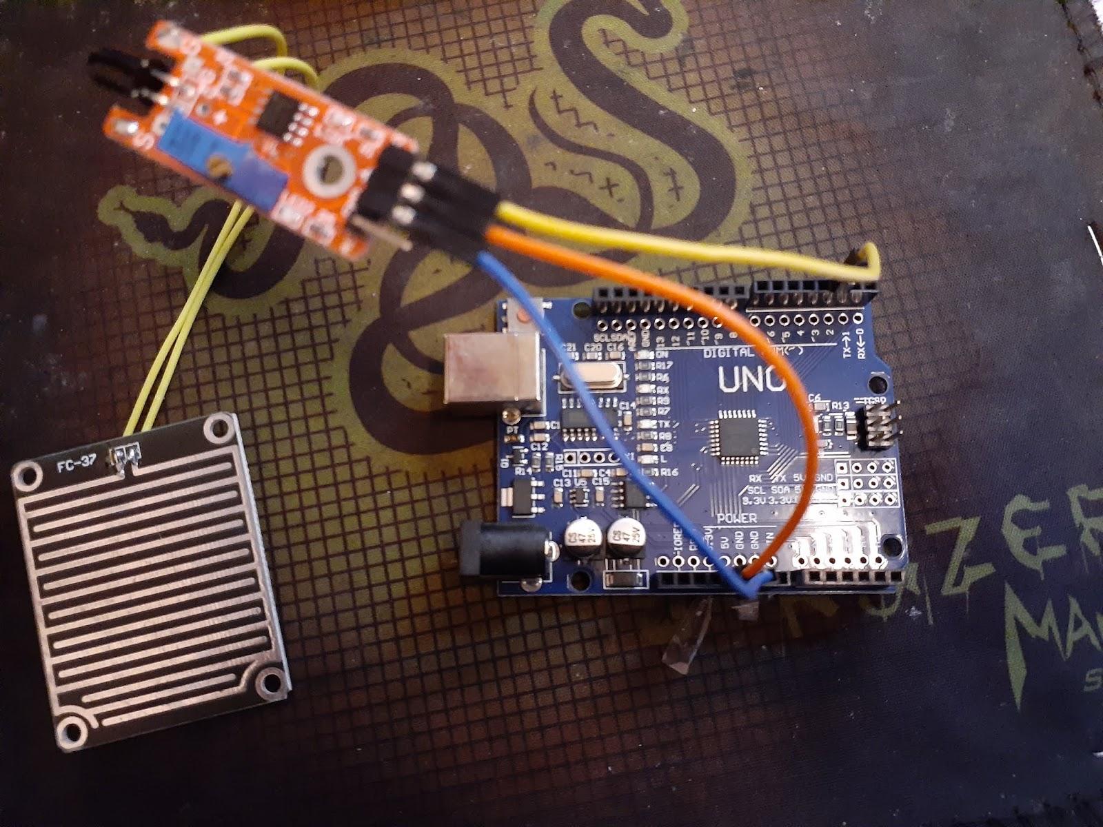 Cara Pemasangan Sensor Digital