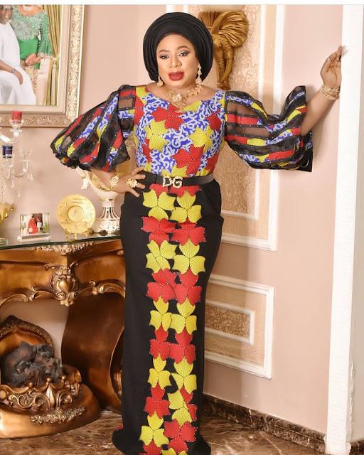 25 Elegant and Classy Asoebi Designs 2020