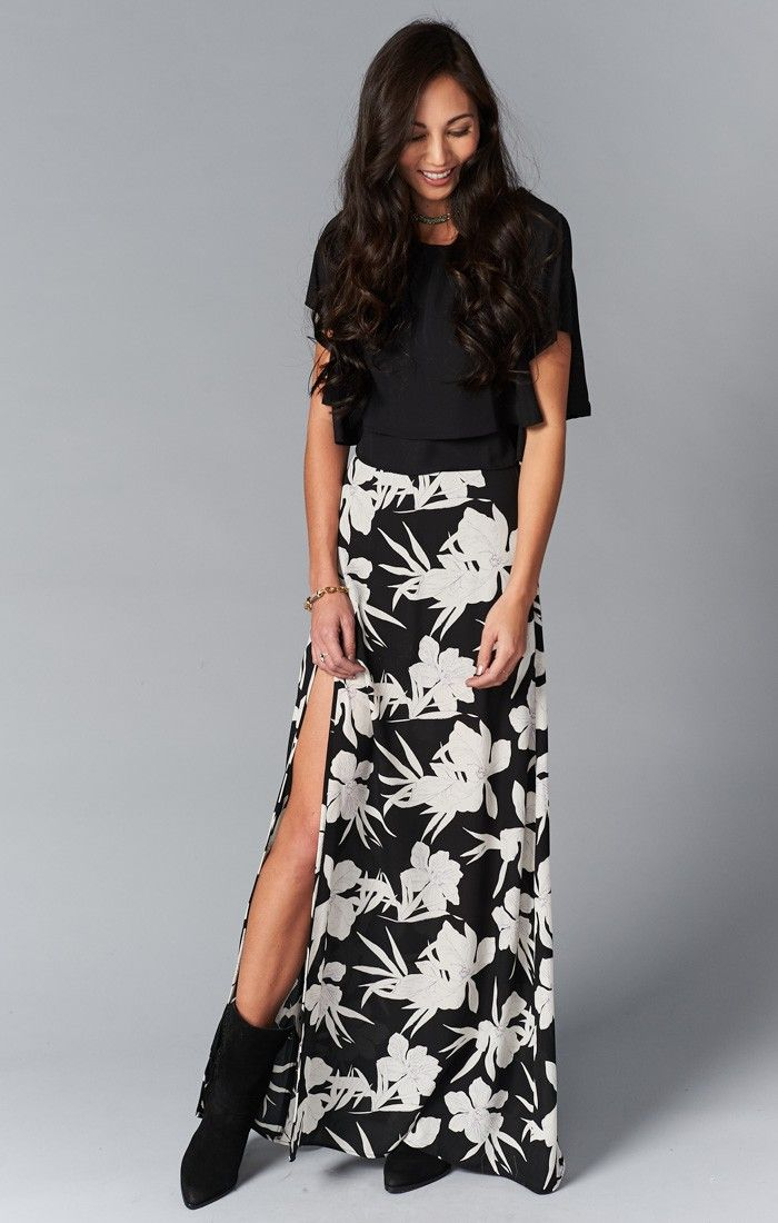 9e2e992db623 Mick Slick Skirt in Lily Collins by Show Me You Mumu