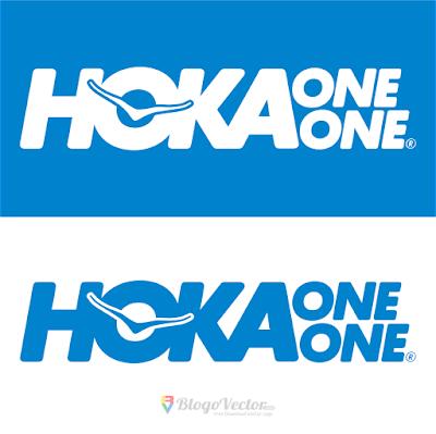 Hoka One One Logo Vector