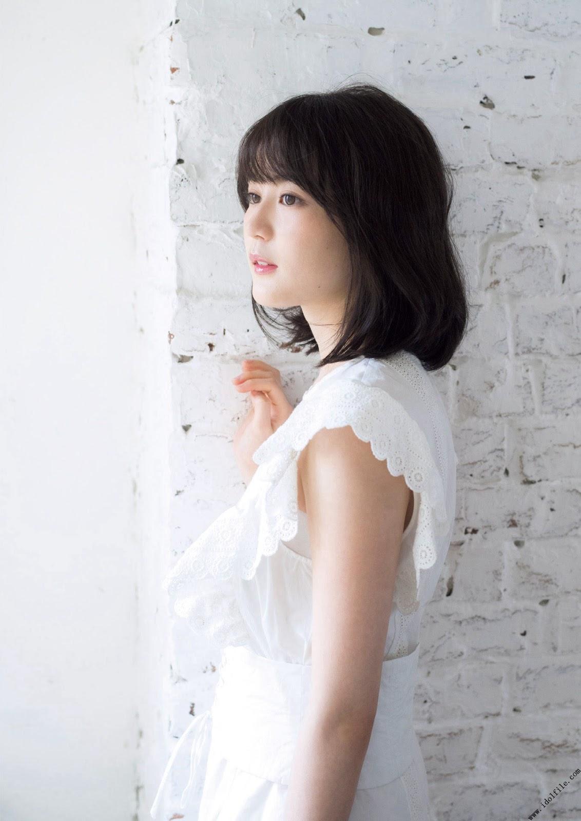 Ikoma Rina 生駒里奈, Ikuta Erika 生田絵梨花, FLASHスペシャルグラビアBEST 2018GW号