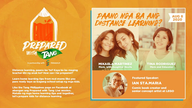 Prepare your Kids for Distance Learning with TANG