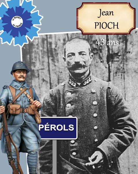 Jean Pioch – Pérols