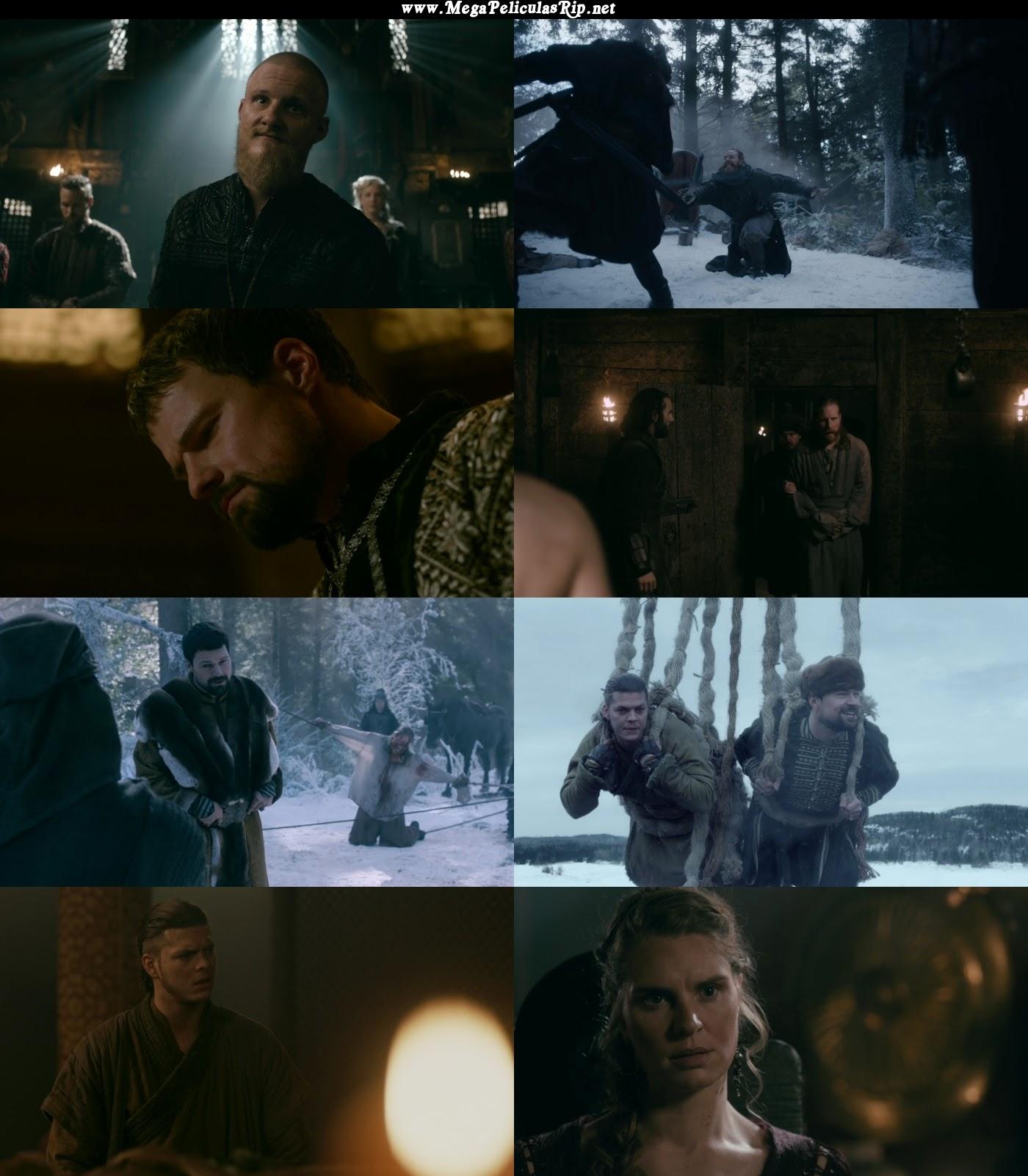 Vikingos Temporada 6 1080p Latino