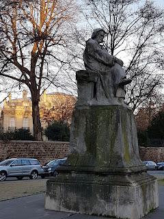 Monument à Honoré de Balzac (A.Falguière)