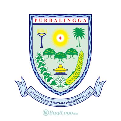 Kabupaten Purbalingga Logo Vector