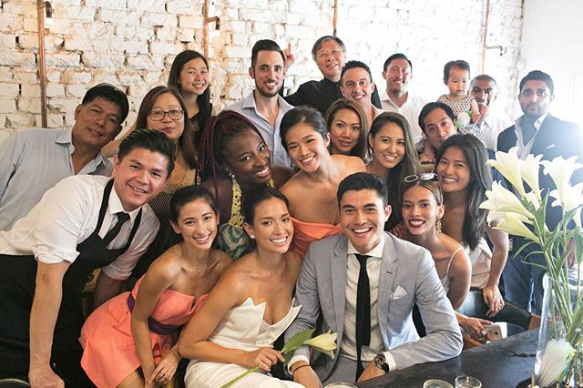 sorry ladies  but henry golding is now officially married